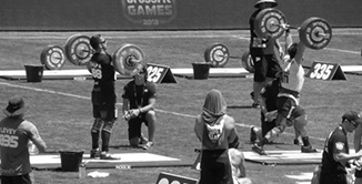 Clean and Jerk CrossFit Latina
