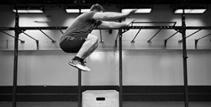Box Jump CrossFit Latina