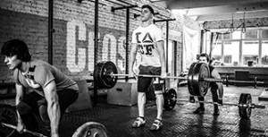 Deadlift CrossFit Latina