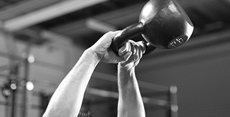 Kettlebell Swing CrossFit Latina