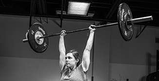 Presses CrossFit Latina