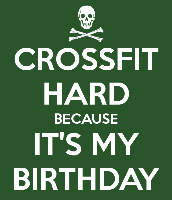 CrossFit Latina WOD 2015-10-26