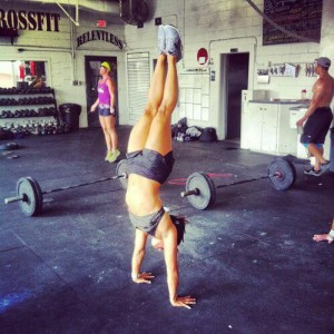 CrossFit Latina WOD 2015-12-04
