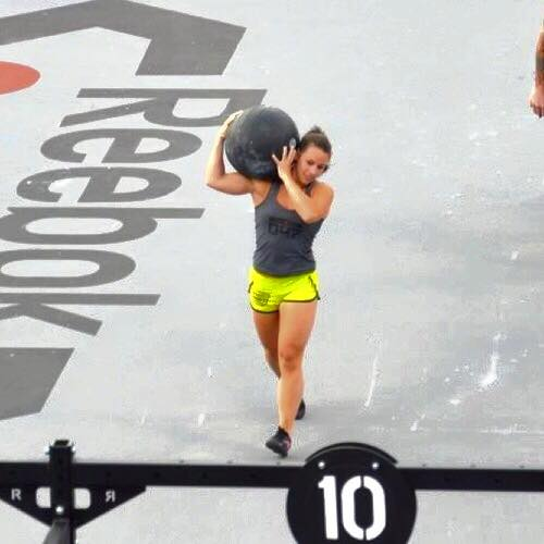 CrossFit Latina WOD 2015-12-10