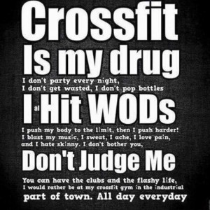 CrossFit Latina WOD 2015-12-21