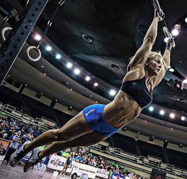 CrossFit Latina WOD 2015-12-30