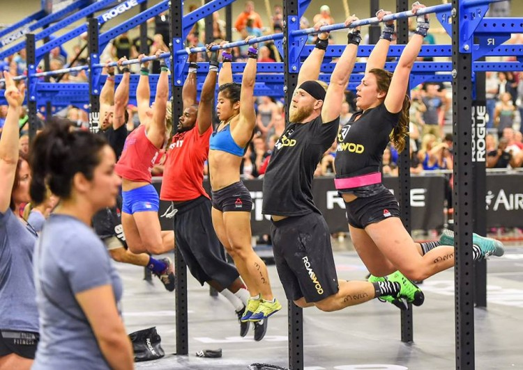 CrossFit Latina WOD 2016-02-15