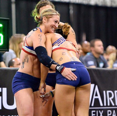 CrossFit Latina WOD 2016-05-28