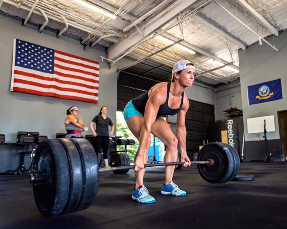 CrossFit Latina WOD 2016-08-25
