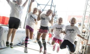 Crossfit kids box Crossfit Latina Trainer Domenico Marotta