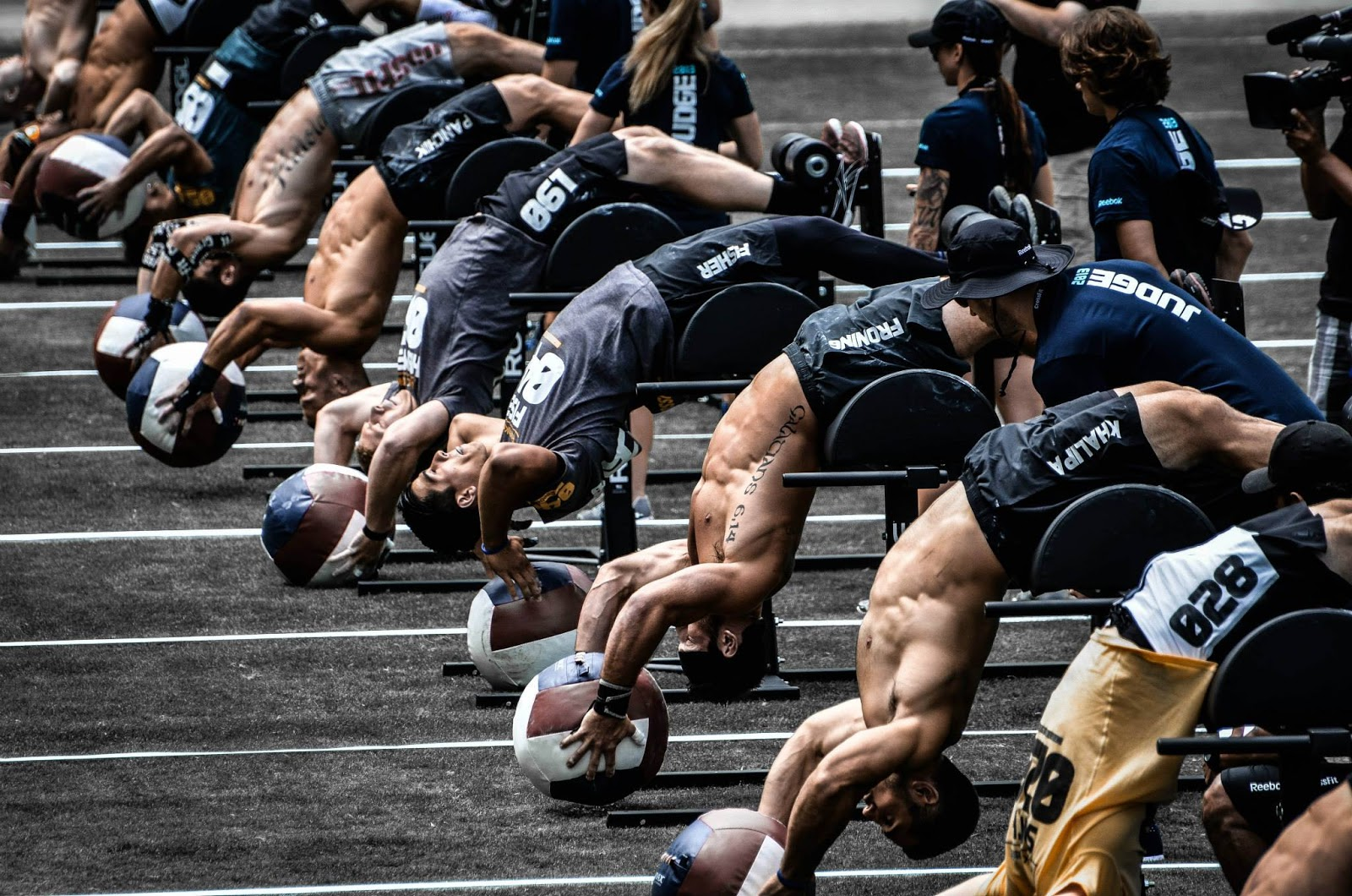 CrossFit Latina WOD 2016-09-03