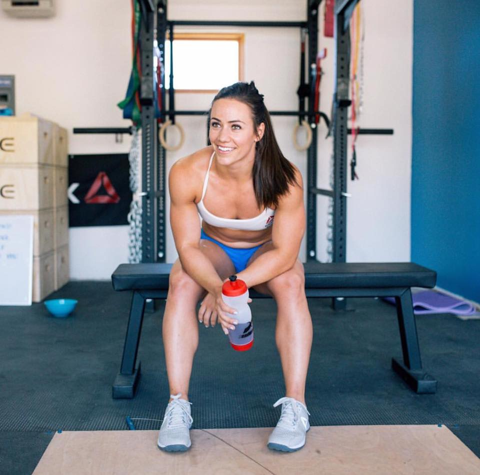 CrossFit Latina WOD 2016-09-07