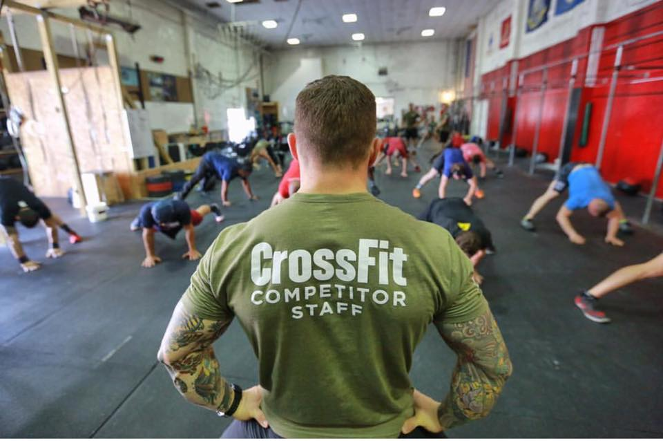 CrossFit Latina WOD 2016-09-30