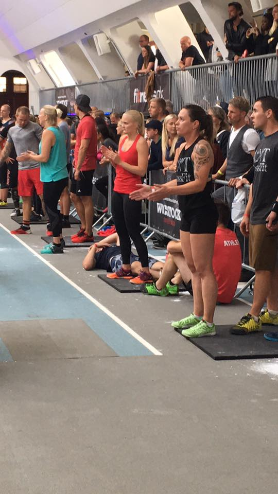 CrossFit Latina WOD 2016-10-05