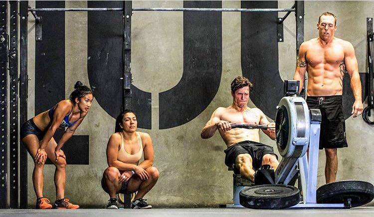 CrossFit Latina WOD 2016-10-12