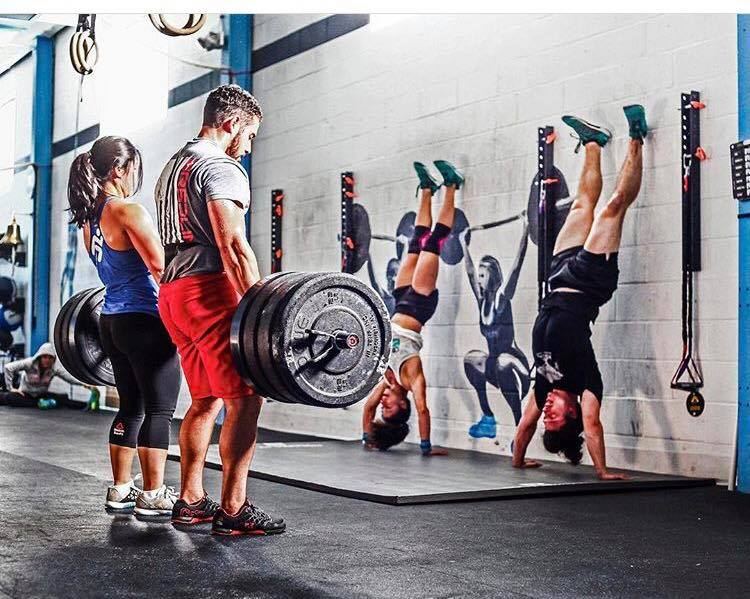 CrossFit Latina WOD 2016-10-15