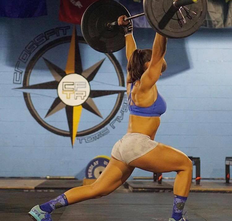 CrossFit Latina WOD 2016-10-25