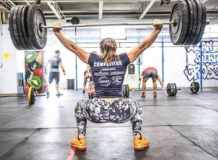 CrossFit Latina WOD 2016-11-10
