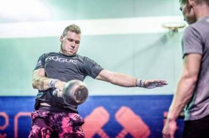 CrossFit Latina WOD 2017-02-10