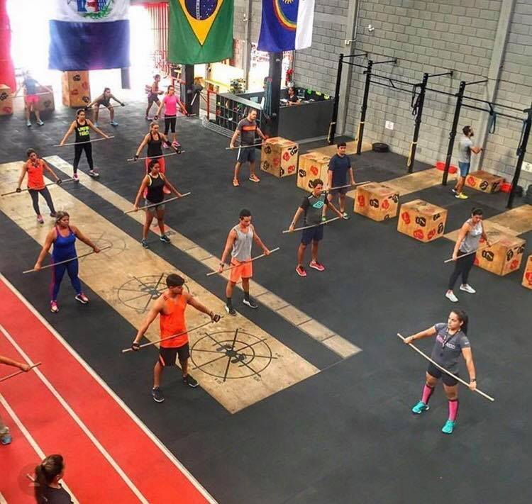 CrossFit Latina WOD 2017-02-13