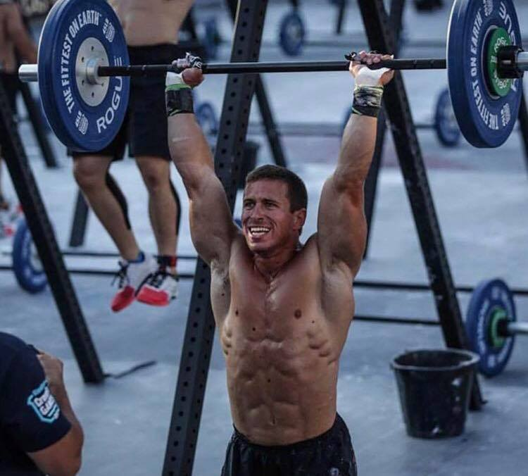 CrossFit Latina WOD 2017-02-16