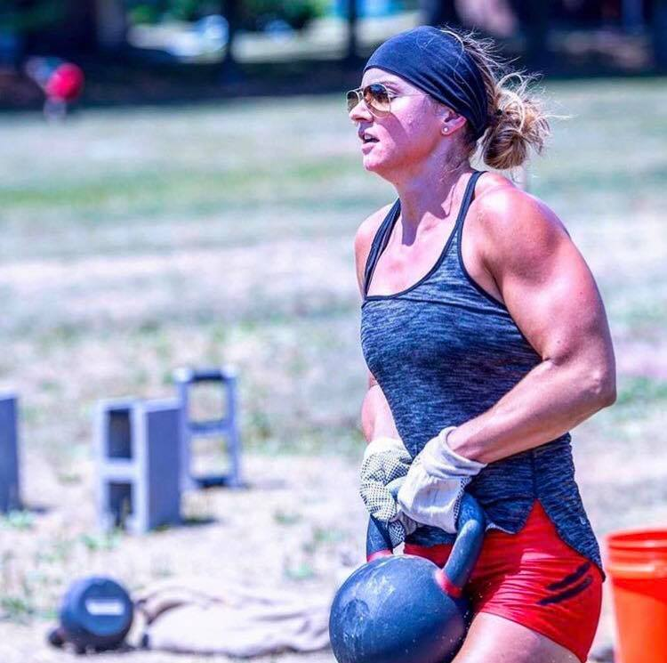 CrossFit Latina WOD 2017-02-23