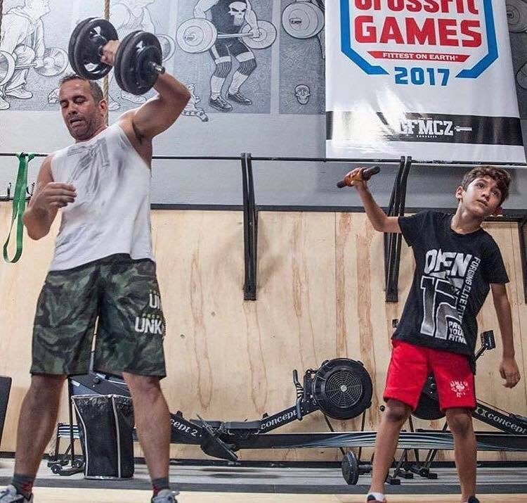 CrossFit Latina WOD 2017-03-06