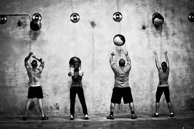 CrossFit Latina WOD 2017-04-27