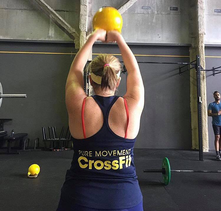 CrossFit Latina WOD 2017-05-03