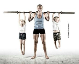 donne-pesi-crossfit-latina