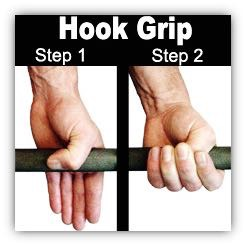 Hook grip | CrossFit Latina Chiara Restante