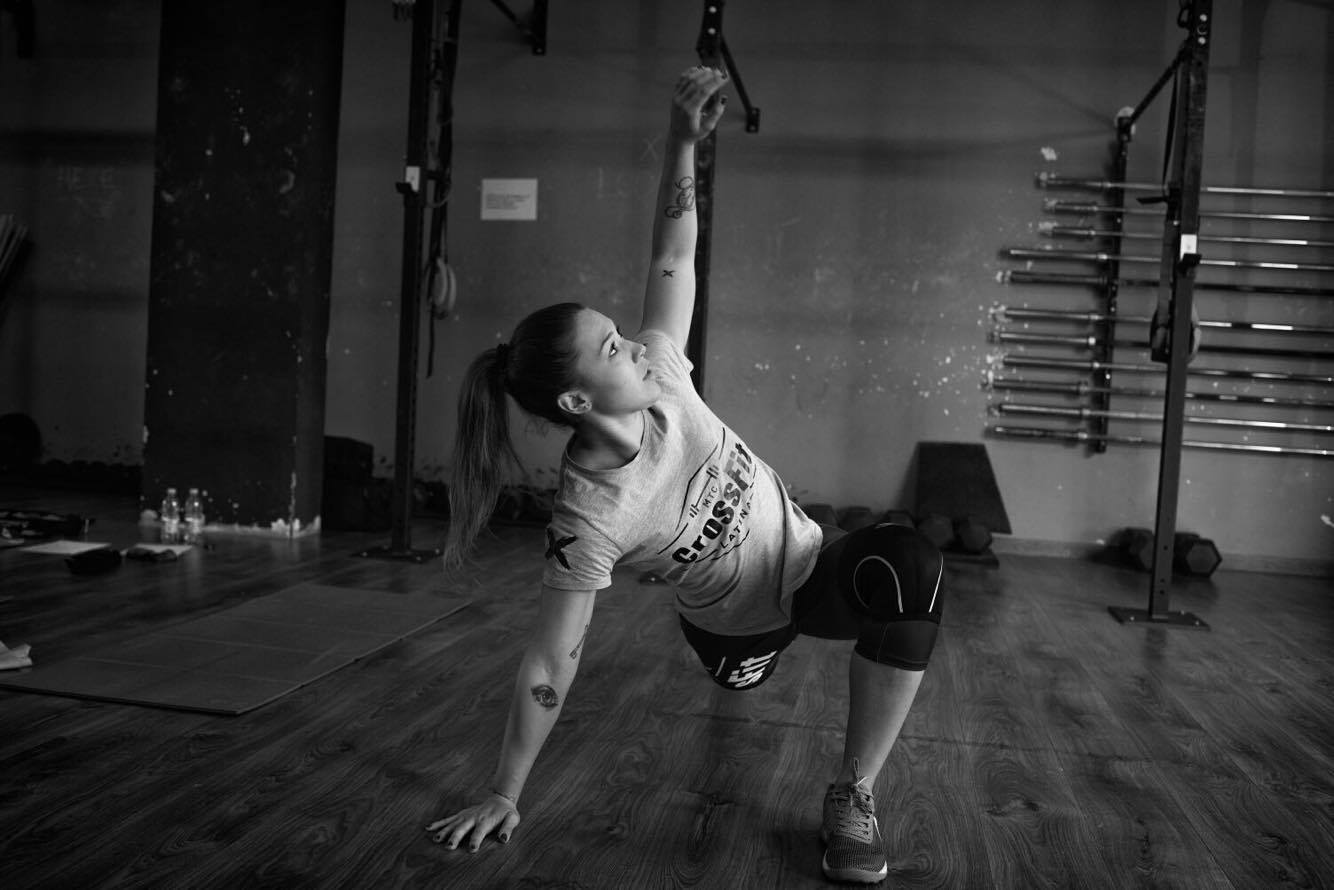 Warm up: Come e perché | CrossFit Latina Roberta Superina