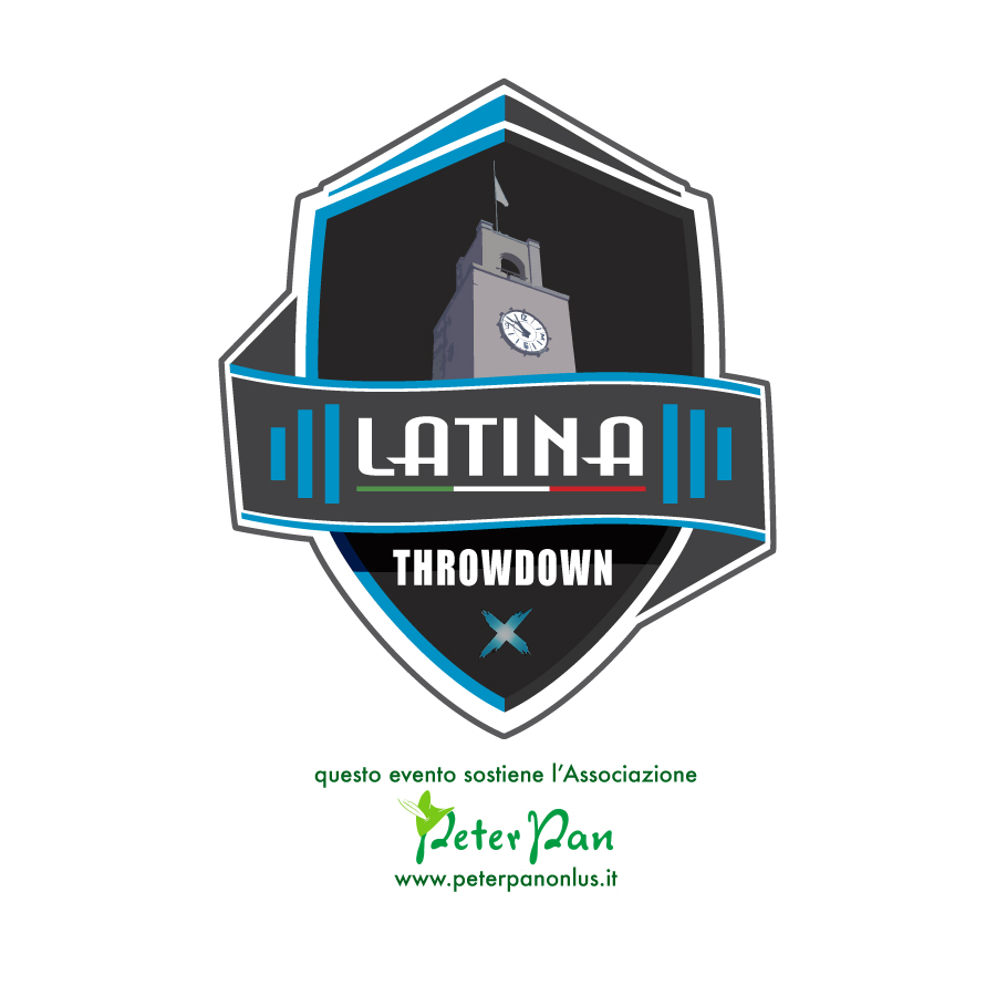 LT THROWDOWN per Peter Pan Onlus | CrossFit Latina